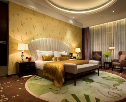 日本壁纸宾馆装饰经典案例